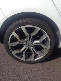 Vw golf wheels 5x112