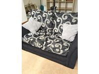 Double sofa bed top quality cost £399