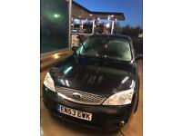 Ford Mondeo 2.0litre tcdi 2004 53plate 8month MOT