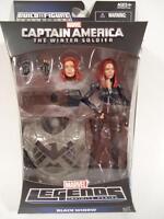 """Marvel Legends 6"""" Black Widow Action Figure"""