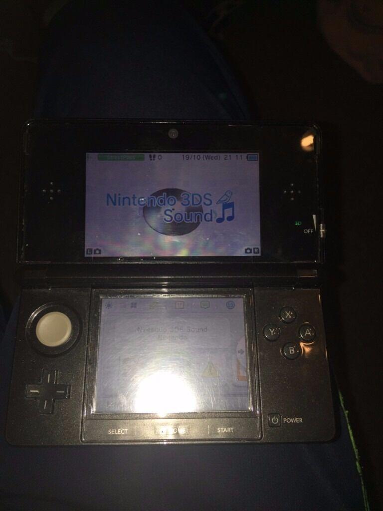 Nintendo 3DS Like new £80 ONO