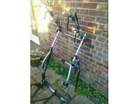 Rear mounting 3 bike carrier (Halfords brand)