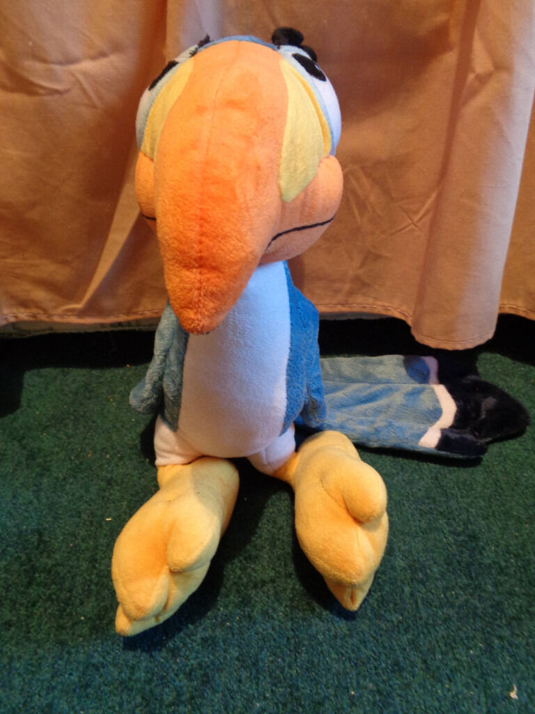 The Lion King Zazu Bird Disney Soft Toy Plush 30 Cm 11 Inches Walt Disney In Leeds West Yorkshire Gumtree