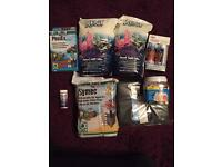 Brand new Kent Marine Reef salt mix, nano Reef part a and b, plus extras! Job lot.