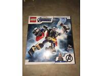 Lego Marvel Avengers Thor Mech Armour