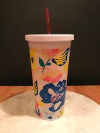 ASOS Bando straw Cup