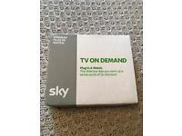 Sky on demand wireless connector