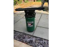 RONSEAL FENCE SPRAYER