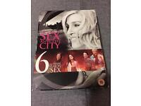 Sex & the City FINAL SEASON DVD BOXSET