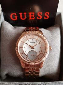 Ladies GUESS wrist watch NEW