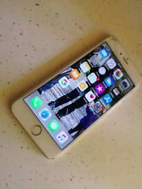 IPhone 6s plus 16gig Unlocked