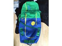 North Kite Kitesurf bag 160cm, blue and green