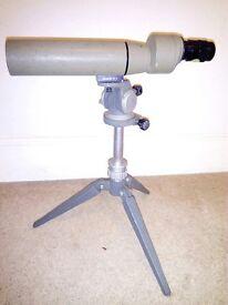 Tasco 21T spotting scope / telescope