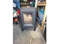 4KW Woodburner for sale + Wood....