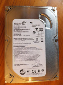 PC hard drive 500gb