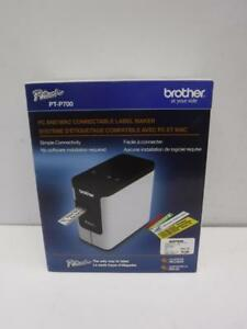 Brother Label Maker. We Buy and Sell Used Electronics and Other Goods. 116163 CH710404