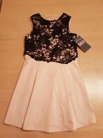 Lipsy Dress Brand New Size 12