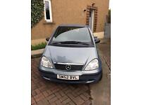 Spares or repairs Mercedes A class