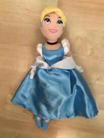 Plush Cinderella