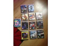 PlayStation 3 games £5 each
