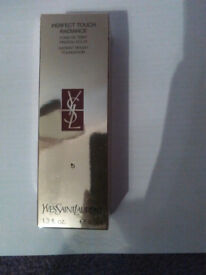 YSL Perfect Touch Radiance Foundation, Shade 5 Peach