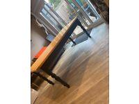 Bespoke handmade farmhouse kitchen table