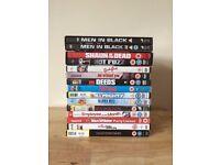 DVD bundle (mainly comedy)