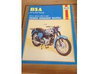 Motorcycle Manuals & hardback motorcycle Books