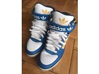 Adidas Hightop Trainers size 9