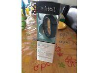 Brand new in box Fitbit flex in slate grey
