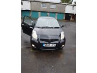 Toyota yaris one year MOT full service history
