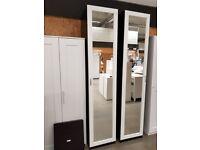 PAX wardrobe + TYSSEDAL door (empty interior) 50x58x236cm, IKEA Bristol #bargaincorner