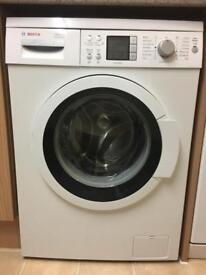 Bosch Exxcel 8kg / 1400rpm Washing Machine