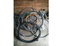 wheels, rims, tyres