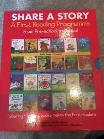 First Reading Programme RRP £143