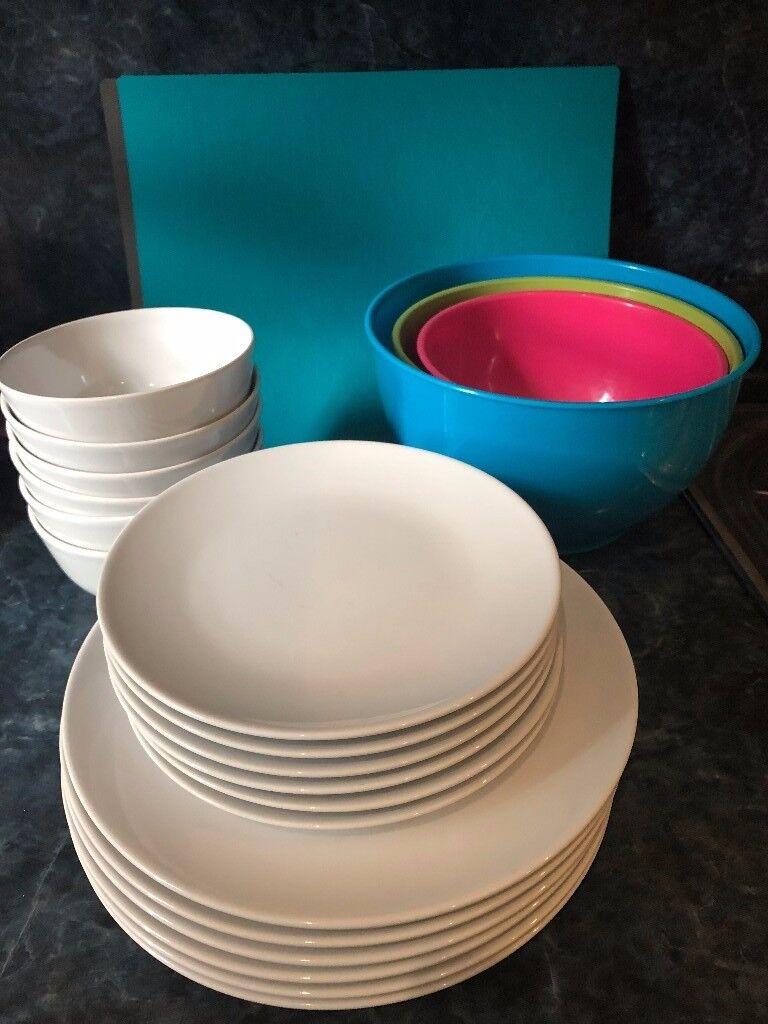 IKEA plates, glasses, cutlery +++ | in Edinburgh City Centre ...