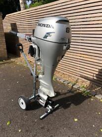 Honda 8hp 4 stroke BF8