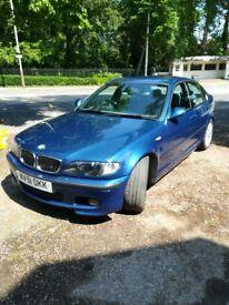 BMW E46 330D M SPORT Auto