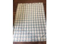 Large Dunelm Curtains with Blackout Lining & Matching Cushions