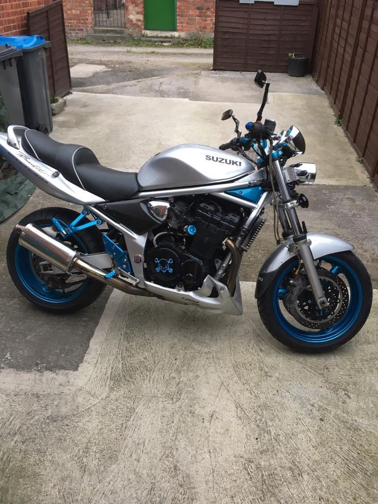 Suzuki Bandit 1200 Streetfighter In Darlington County Durham