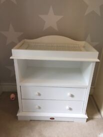 Boori Country Collection two drawer changer baby change