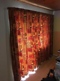 Curtain 200cm long