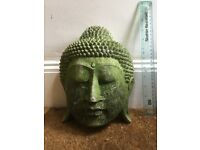 Stone Buddha garden ornament