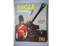 EAGLE ANNUAL NUMBER 12 - 1963.