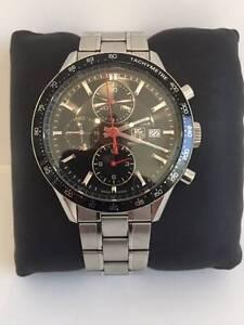 Tag Heuer Careera Men's Chronograph Calibre 16 CV20114-2 Rose Bay Eastern Suburbs Preview
