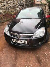 Vauxhall Astra 1.6 Elite 5Door. Very good condition
