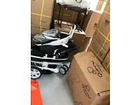 Quinny moodd 5 pcs 5 in 1 travel system