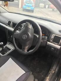 Vauxhall vectra 2.2 Sri £1000 or offers