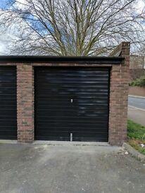 Secure lock up garage in Greyhound Road, Hammersmith, W6