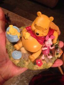 Walt Disney Winnie the Pooh Ornaments.
